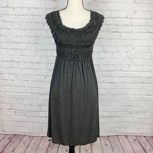 Max Studio Gray Dress Size XS